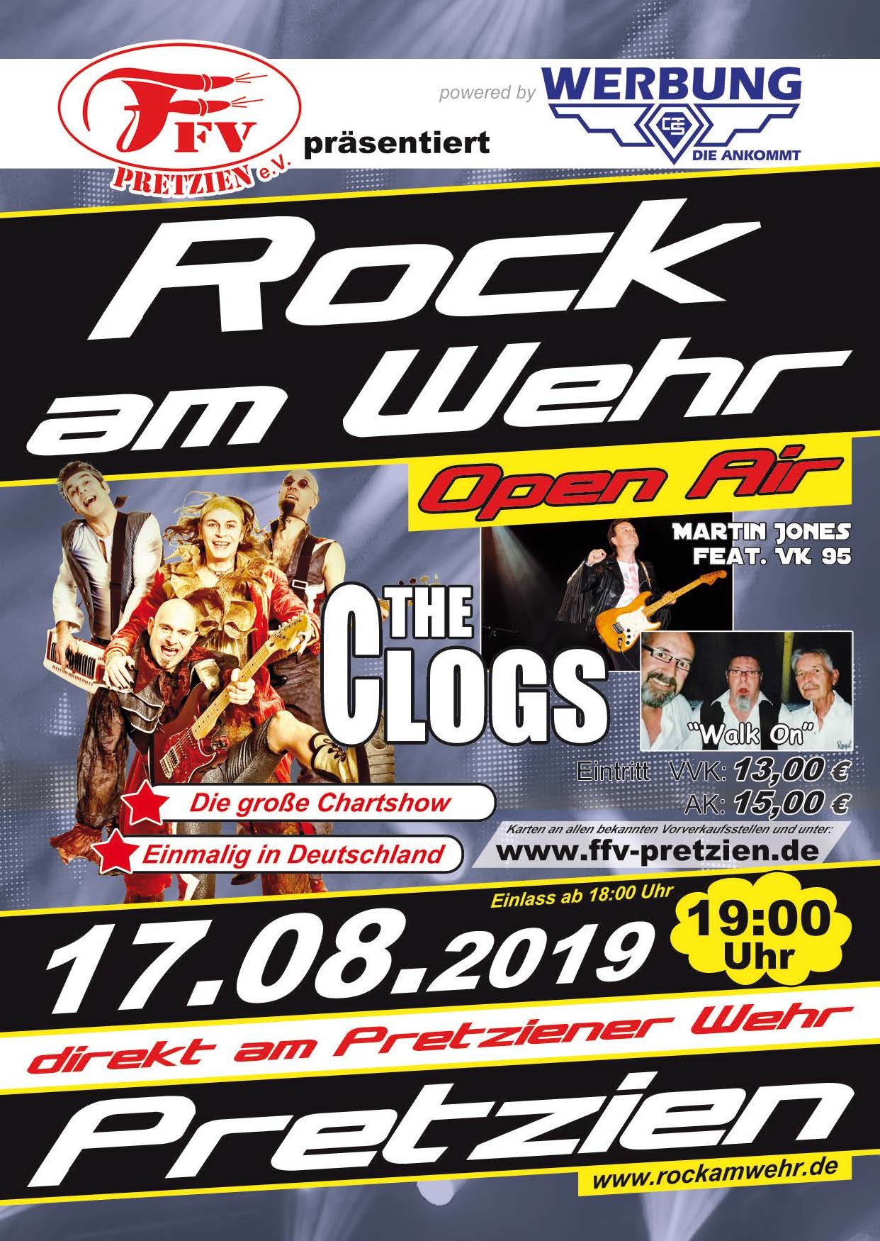 Rock am Wehr 2019